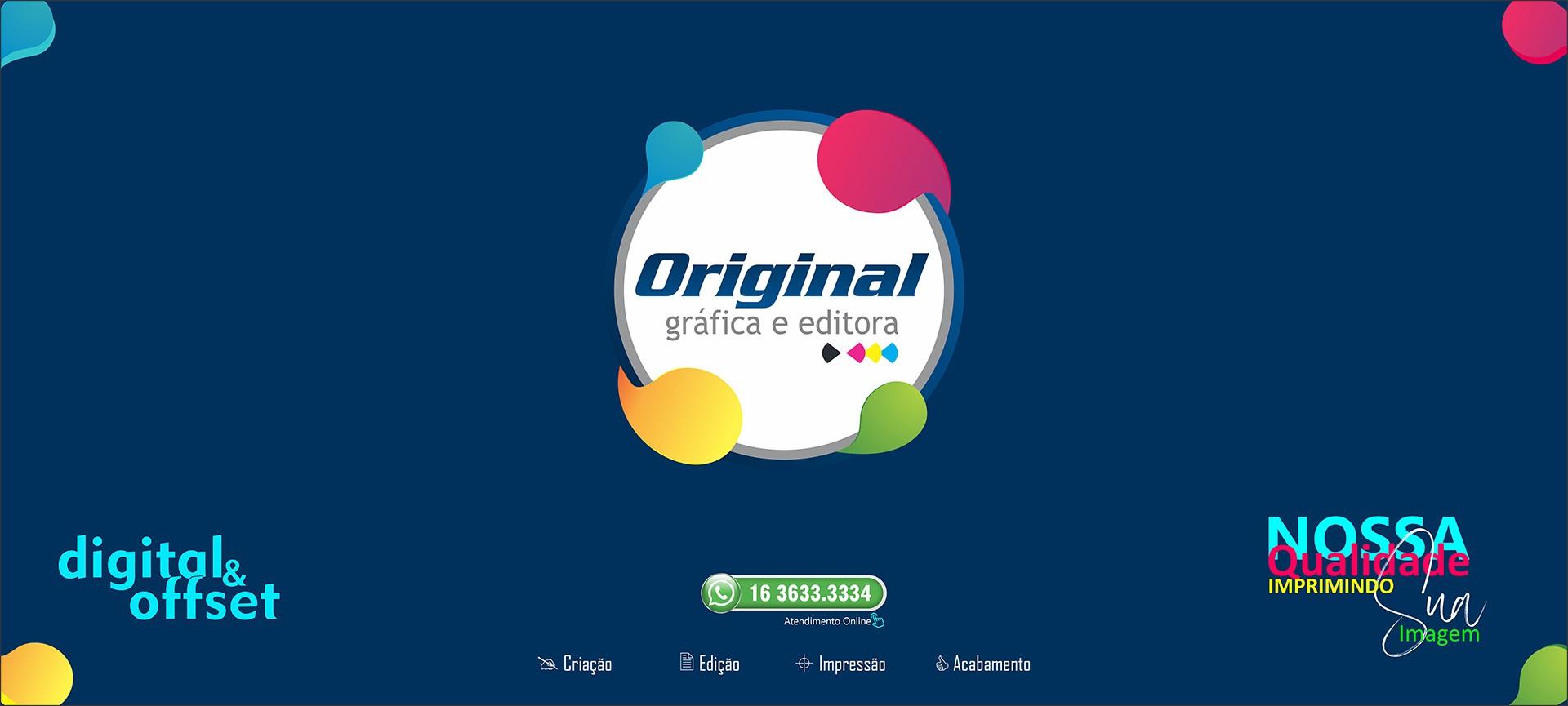 Original Gráfica e Editora - Ribeirão Preto (SP)